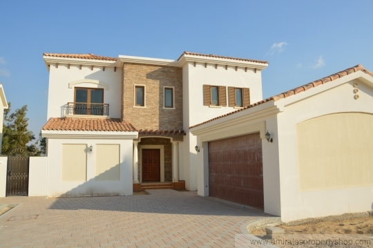 5 Bedroom Girona To rent In Lime Tree Valley Jumeirah Golf Est