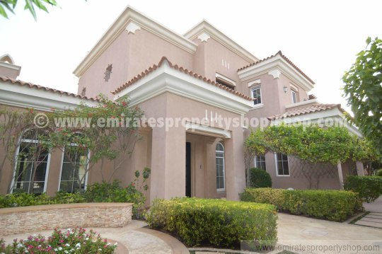 Mirador villa for sale in Arabian Ranches