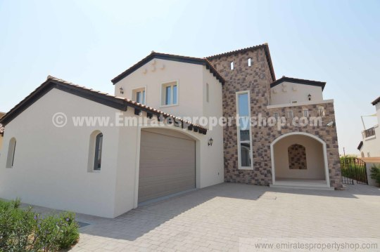 5 bedroom Mirabella style villa for sale on Jumeirah Golf Estates