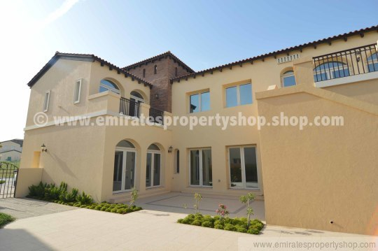 Jumeirah Golf Estates villa with payment plan for sale