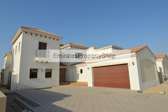 6 Bedroom option Villa For Sale at Jumeirah Golf Estates Full Golf View