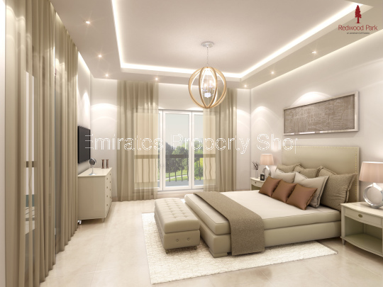 Jumeirah Golf Estates Redwood Townhouses