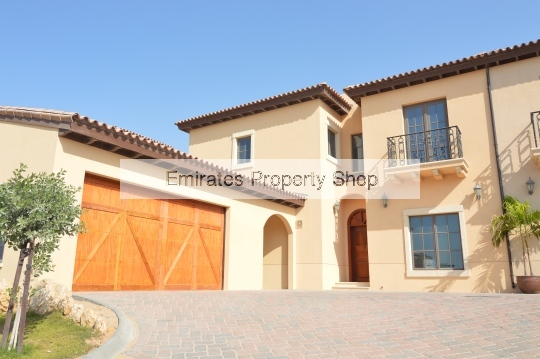 Firestone villa Located at Whispering Pines Jumeirah Golf Estates