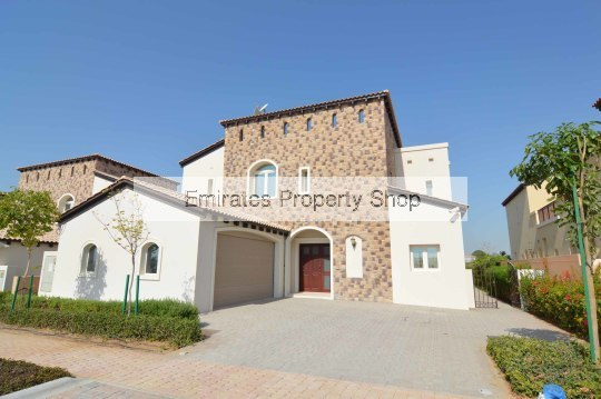 4 bedroom furnished family villa for rent in Sienna Lakes