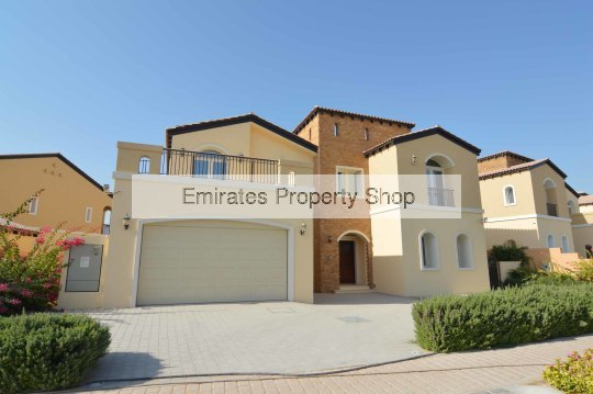 Very large 5 bedroom villa in Jumeirah Golf Estates for rent