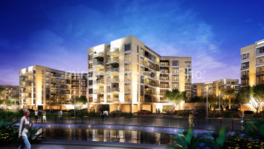 3 Bed Apartment with Private Garden in Dubai South, Limited Options Available